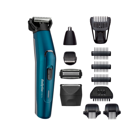 BaBylissMEN MultiGroom Japanese Steel 12 in 1 - BaByliss