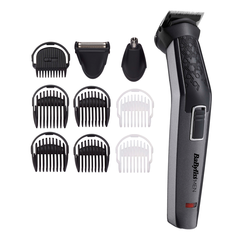 MultiGroom 10 in 1 Carbon Titanium - BaByliss